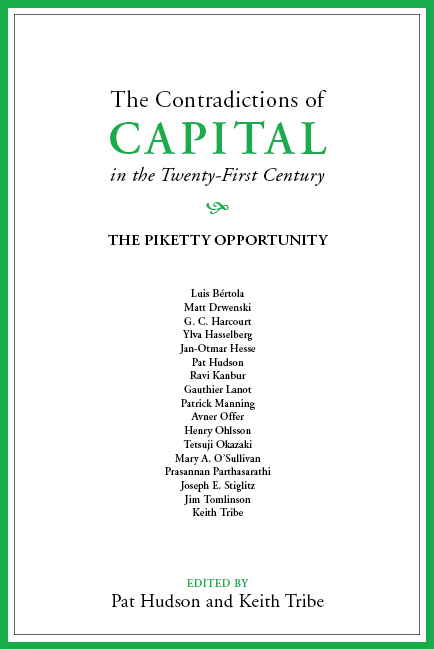 The Contradictions of Capital in the Twenty-First Century