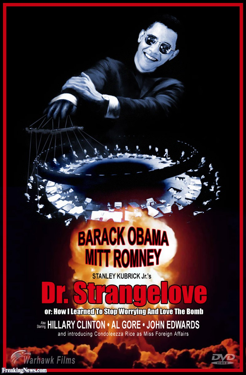 Obama as Strangelove